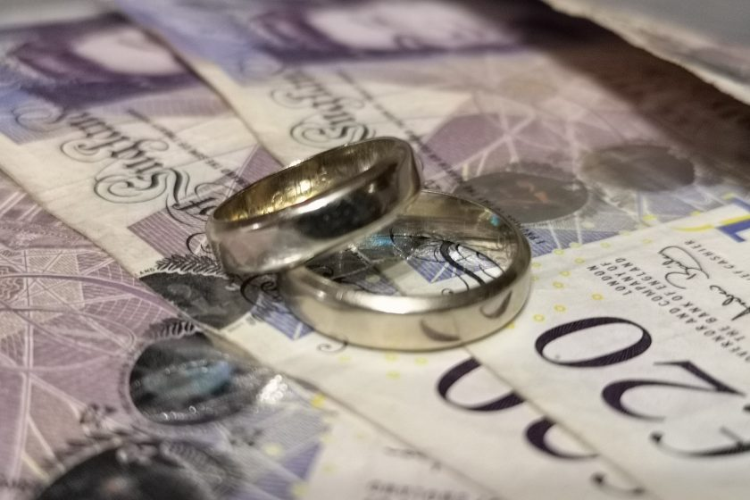 Inheritance of property – childless and divorced case